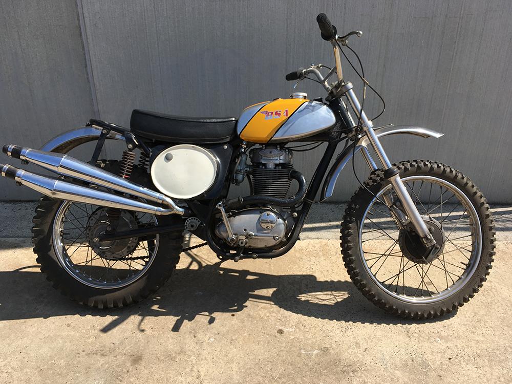 BSA B50 MX