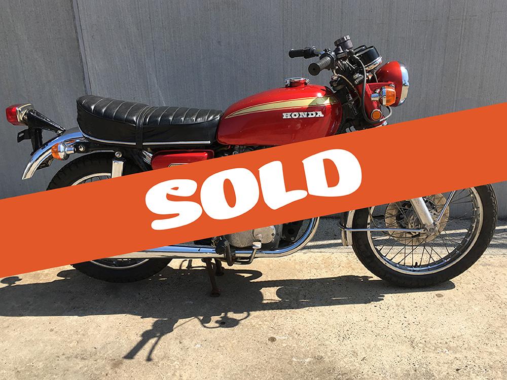 Honda CB450 '70