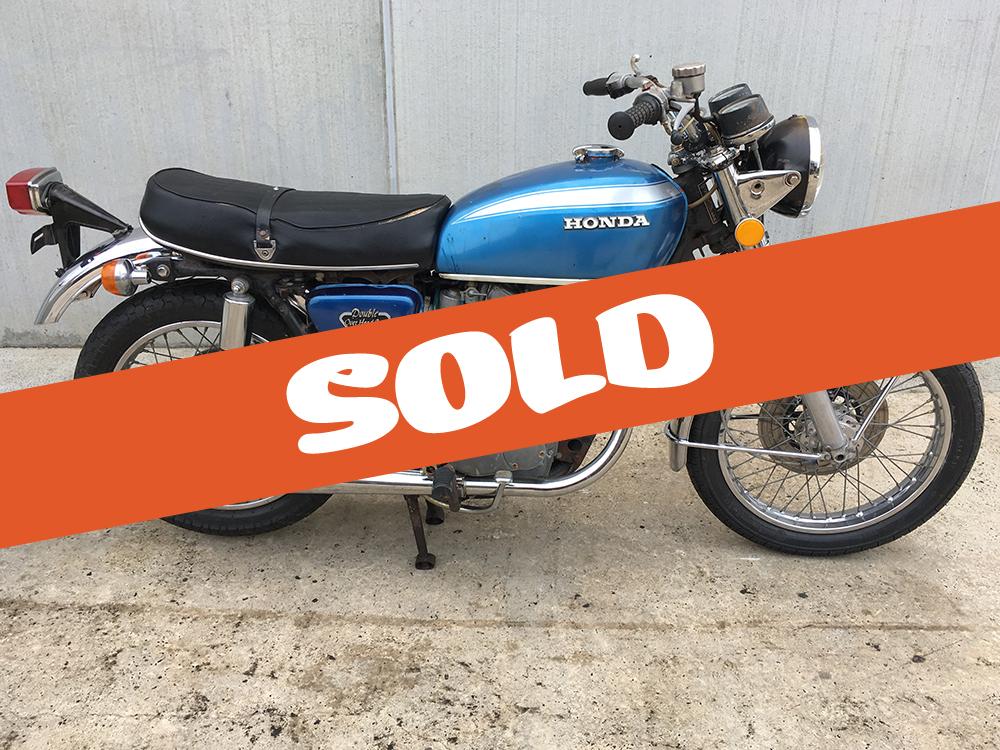 Honda CB450 '72