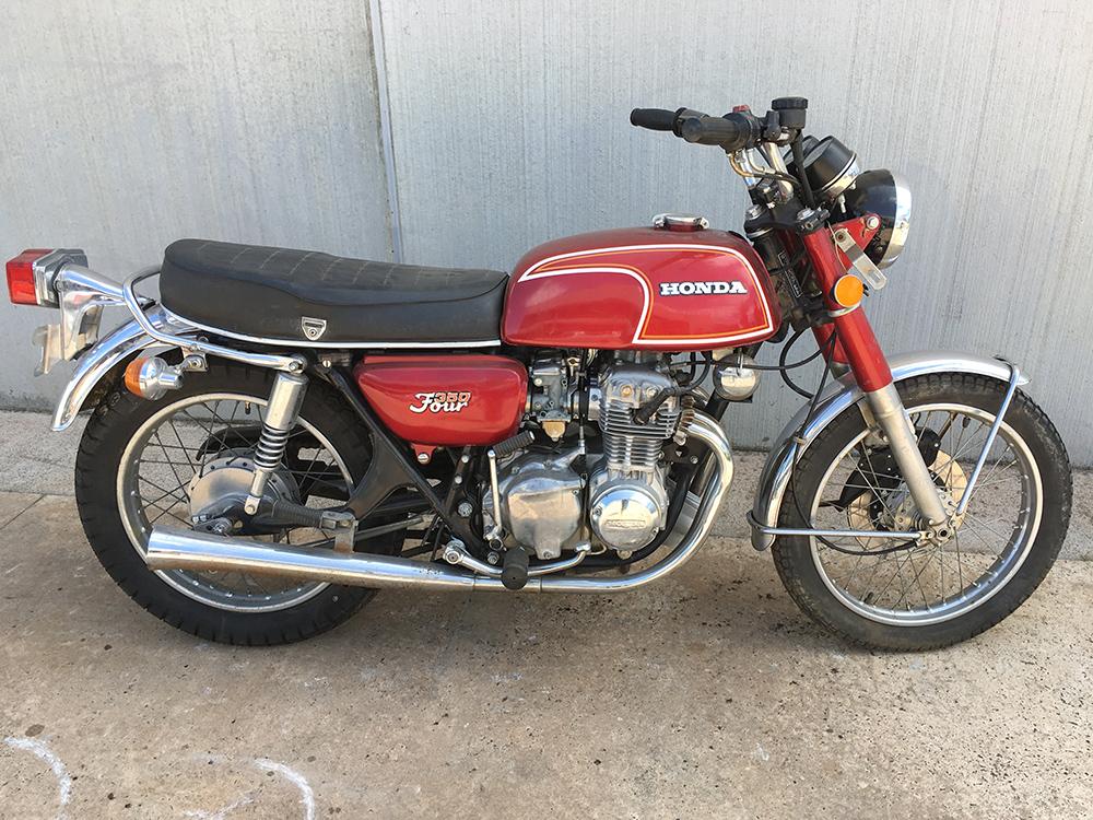 Honda CB350 Four