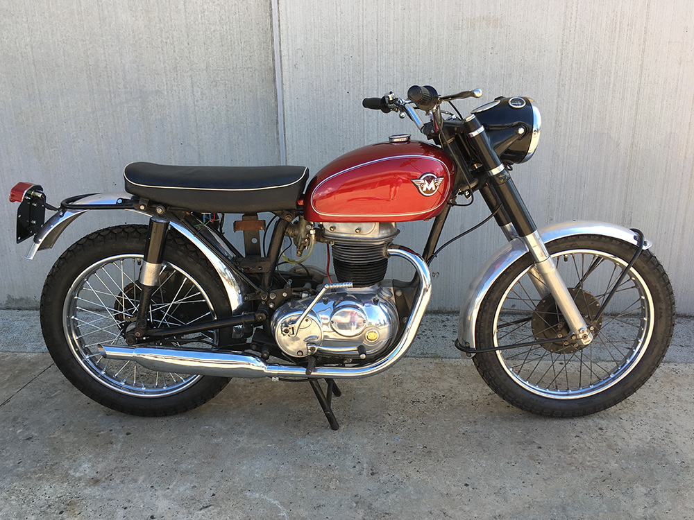 Matchless G2CS 250
