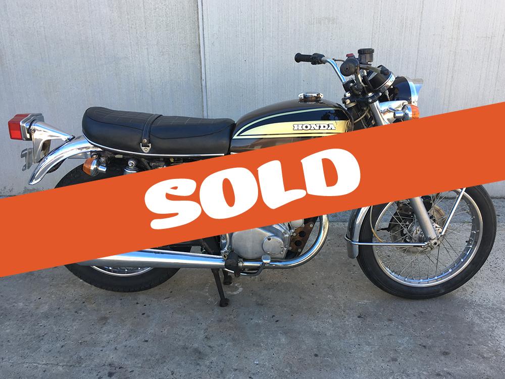 Honda CB450 '73