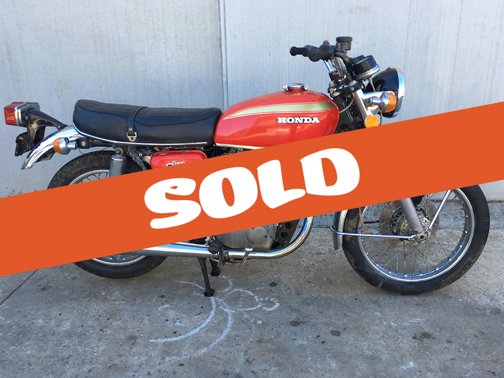 Honda CB450 '71