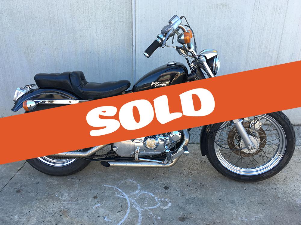 Harley Davidson 1000 Sportster