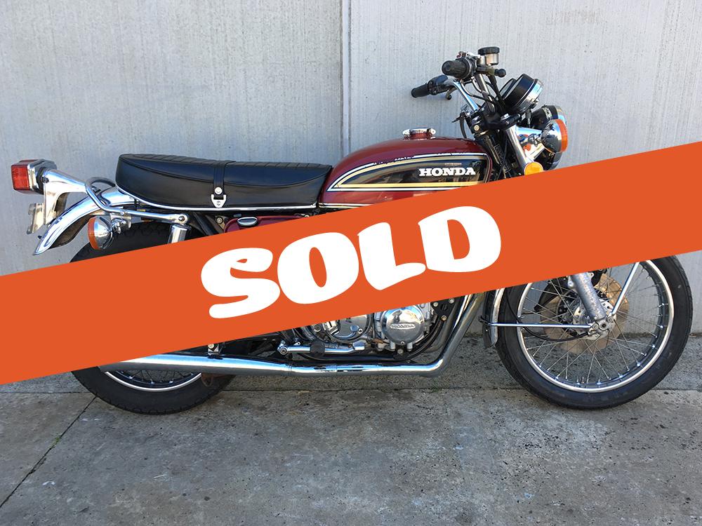 Honda CB750 Four '75