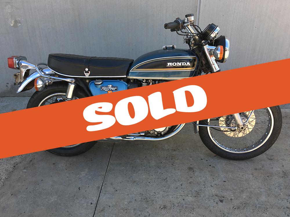 Honda CB750 Four '74