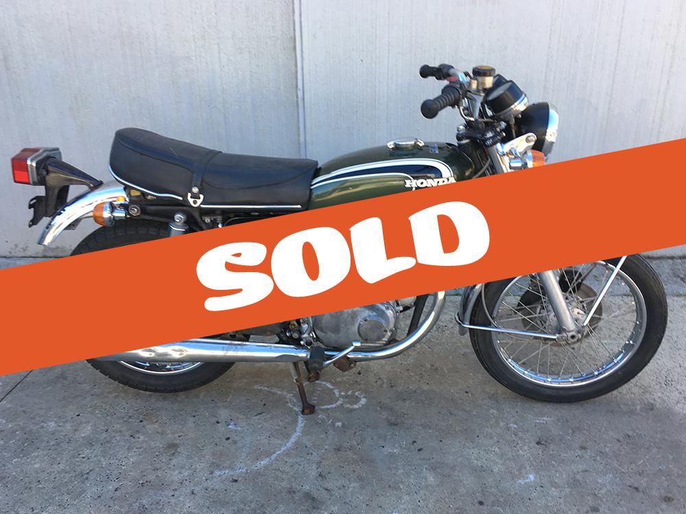 Honda CB350 '72