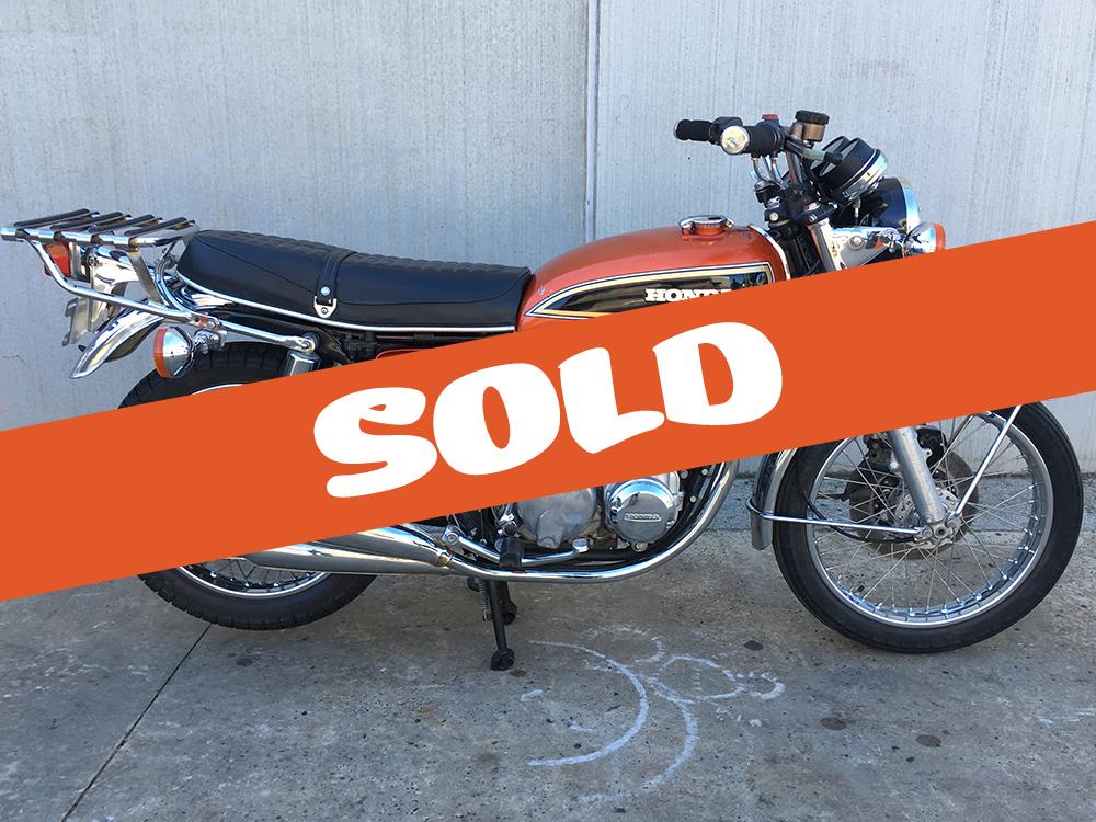 Honda CB550 Four '74