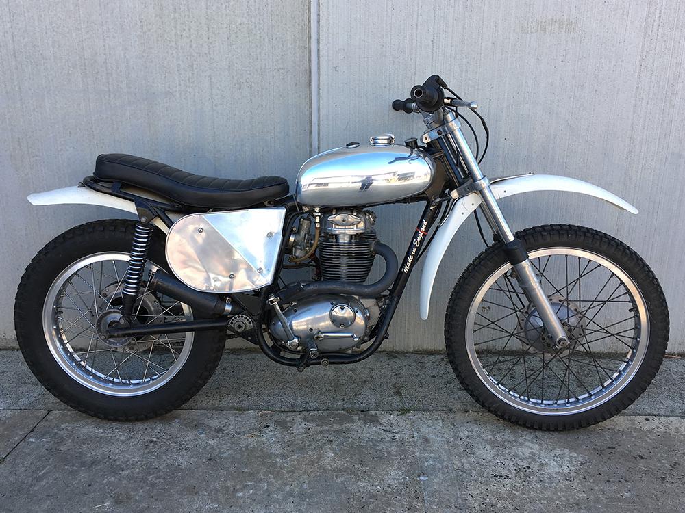 BSA B50 MX '73