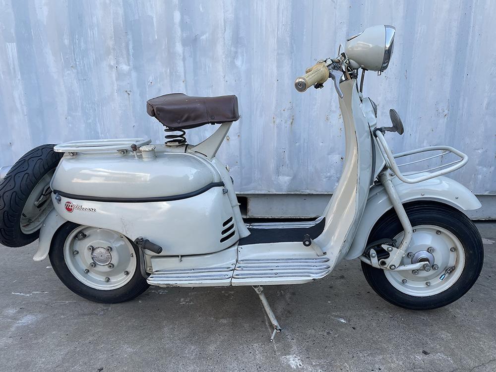 Motobecane 125 Scooter